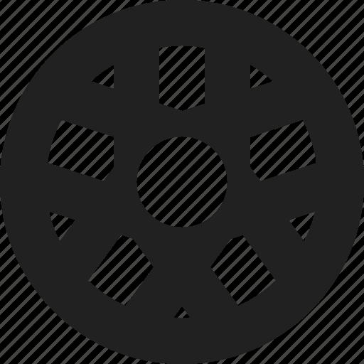 cap, hubcap, wheel icon