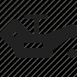 motor oil, oil icon