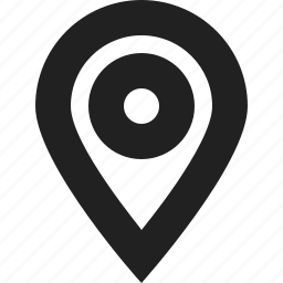 pin, point of interest icon