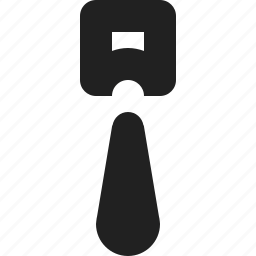 engine, piston icon