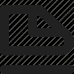 maglev, sideways, train icon