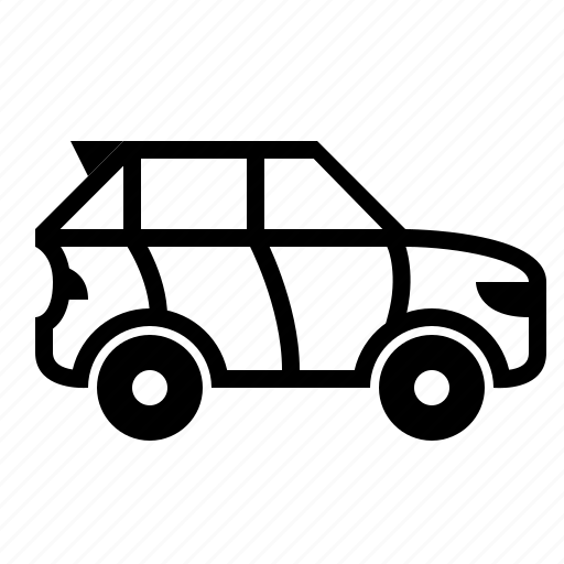 all terrain vehicle, car, off road car, off road vehicle, suv, suv car icon