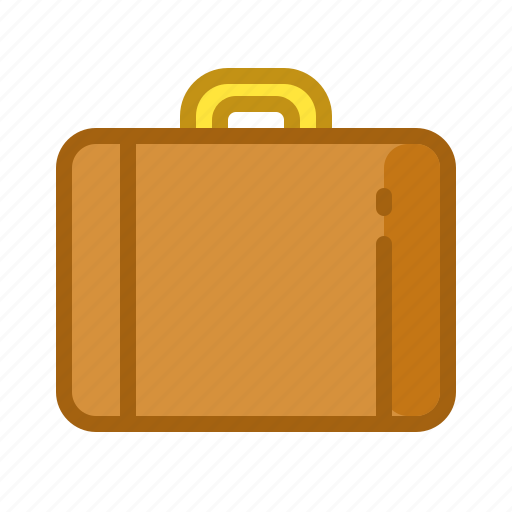 briefcase, buffer, case, data, storage icon
