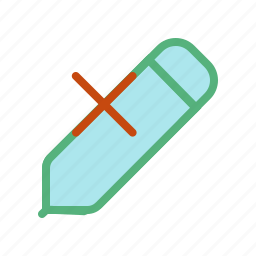 article, disabled, edit, pen, text icon