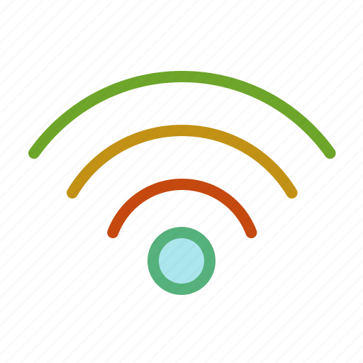 connection, data transfer, internet, network, wifi, wireless icon