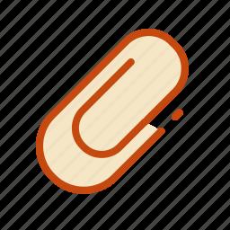 attachment, data, files, mail icon