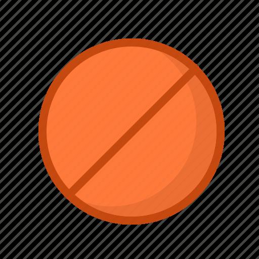 aware, delete, prohibited, sign icon