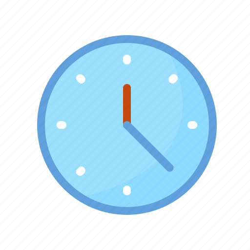 clock, minutes, scale, time, watch icon