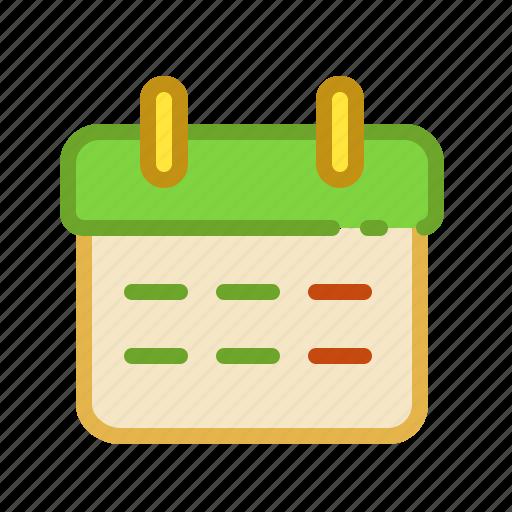 calendar, date, meet, month, schedule icon