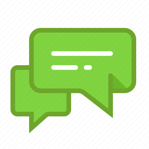 chat, comments, conversation, forum, mail, messages, talk icon
