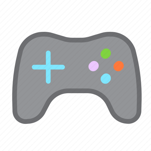 Controller, game, gamepad, joystick, play icon - Download on Iconfinder