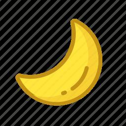 earth, luna, moon, sattelite icon