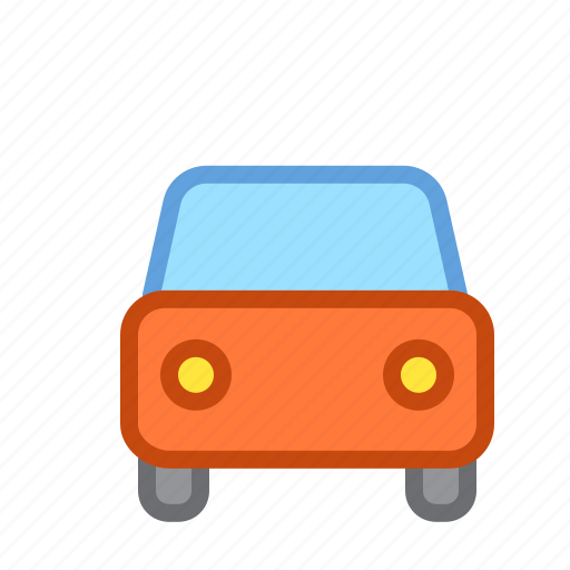 auto, automobile, car, city, transportation icon