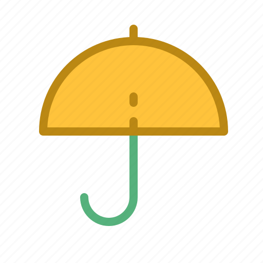 guardar, insurance, rain, safety, save, umbrella icon