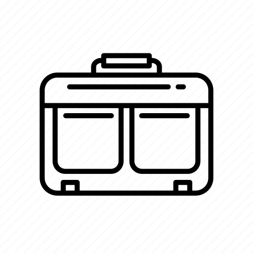 bag, case, handbag, kit, pouch, purse icon