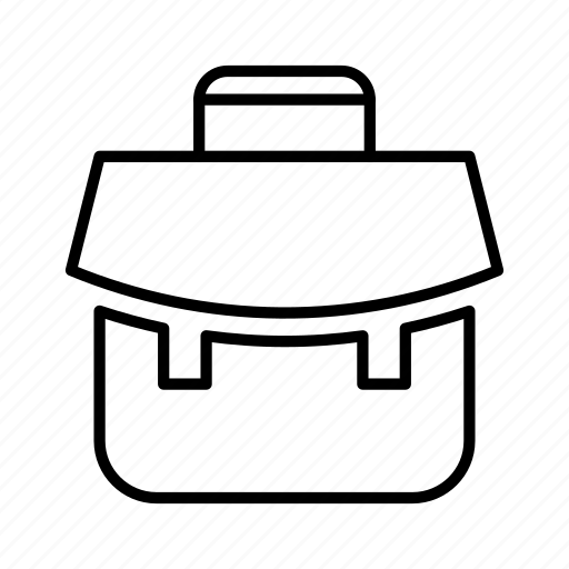 bag, briefcase, business, case, suitcase icon