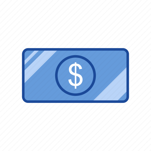 cash, currency, dollar, payment icon