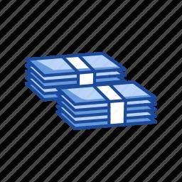bills, cash, dollar, payment icon