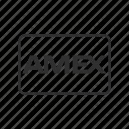 american express, american express credit card, amex, amex credit card, card, credit, payment icon