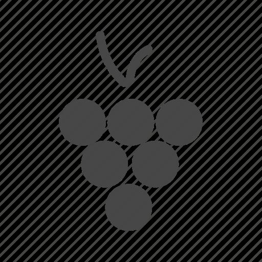 casino, gambling, grapes icon