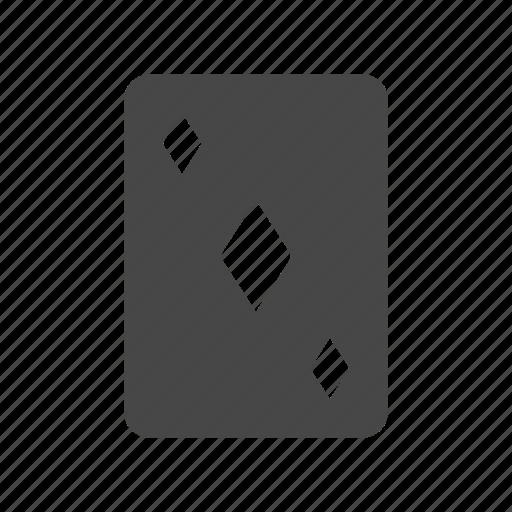 card, casino, gambling, game, playing card, poker icon
