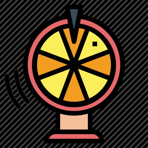 casino, gambler, gambling, roulette icon