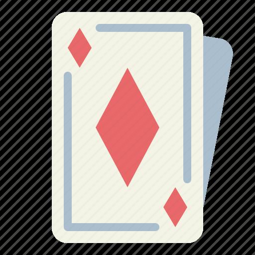 cards, casino, gambling, playing, poker icon