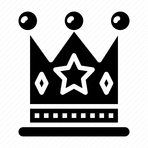 crown, king, queen, royal icon
