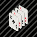 casino, clubs, diamonds, gamble, play, poker icon