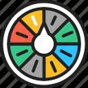 casino, fortune, wheel