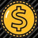 casino, game, coin, money