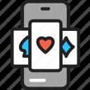 casino, online, smartphone