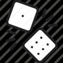 casino, dices, game