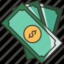 money, cash, banknote, financial, profit