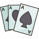 poker, card, spade, betting, entertainment