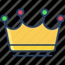 crown, 1