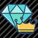 dimond, crown