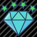 dimond, star