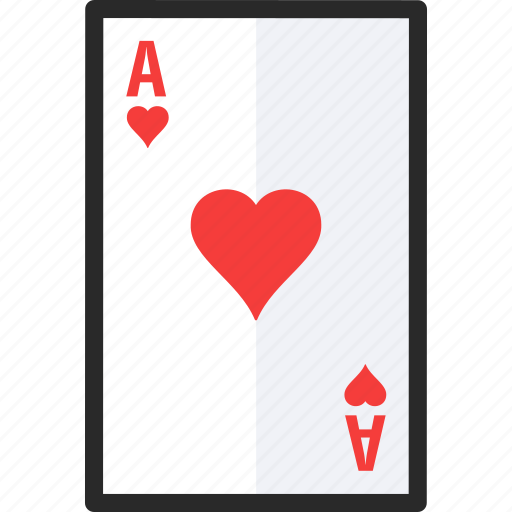 Ace, card, hearts, of icon - Download on Iconfinder