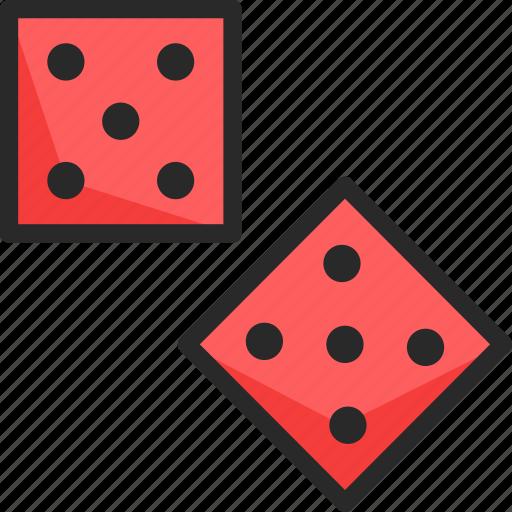 Craps, dice, game, yahtzee icon - Download on Iconfinder