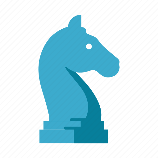 challenge, checkmate, chess, horse, knight, recreation, strategy icon