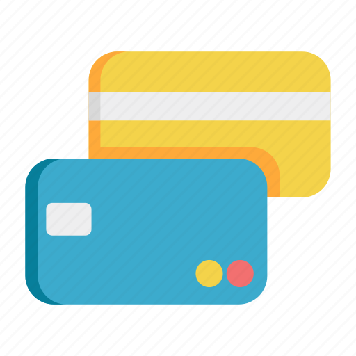 card, credit, debit, money, payment, purchase, shopping icon