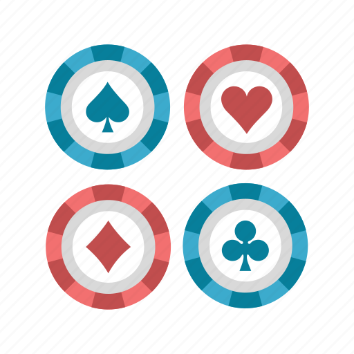 bet, casino, chip, chips, gamble, gambling, poker icon