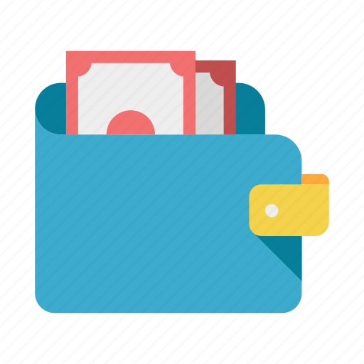 buy, cash, finance, money, payment, shopping, wallet icon