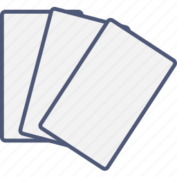 cards, game, poker icon