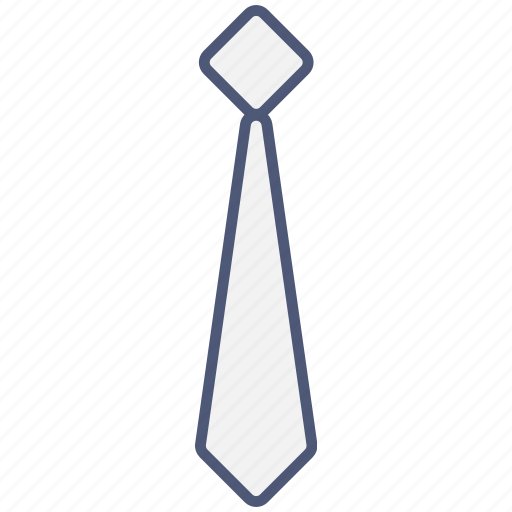 suite, tie, wear code icon