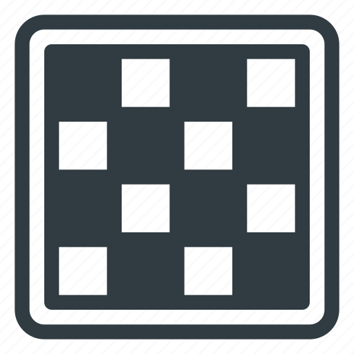 board, chess, game, leisure, strategu icon