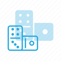 board, domino, game, leisure, play icon