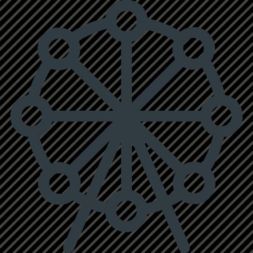 carousel, spinning icon