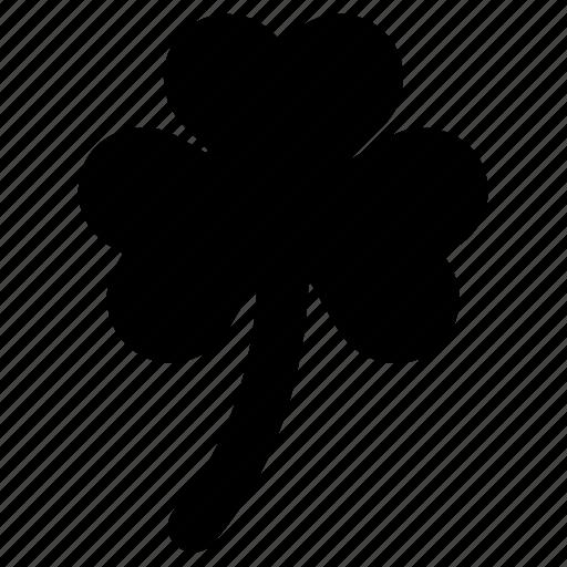 casino, clover, luck icon